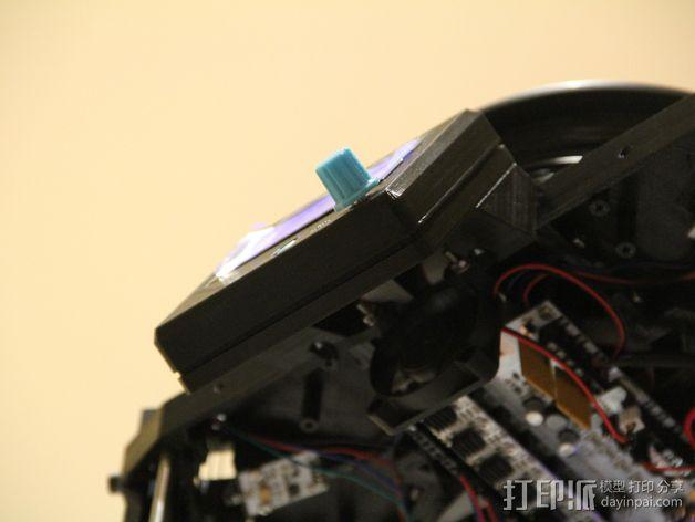 RepRap打印机控制器保护套 3D模型  图6