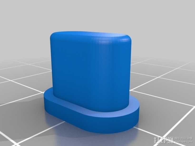 RepRap打印机控制器保护套 3D模型  图11
