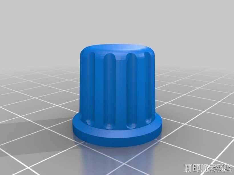 RepRap打印机控制器保护套 3D模型  图10