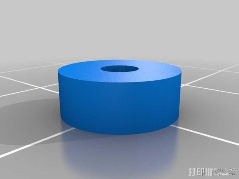 RepRap打印机控制器保护套 3D模型  图12