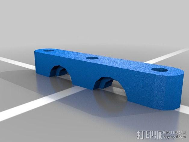 双挤出机 3D模型  图7