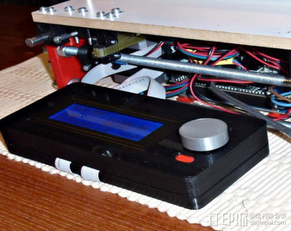 RepRap智能控制器保护框 3D模型  图1