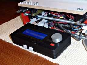 RepRap智能控制器保护框 3D模型