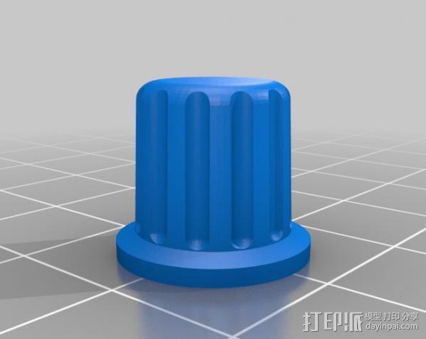 RepRap智能控制器保护框 3D模型  图8