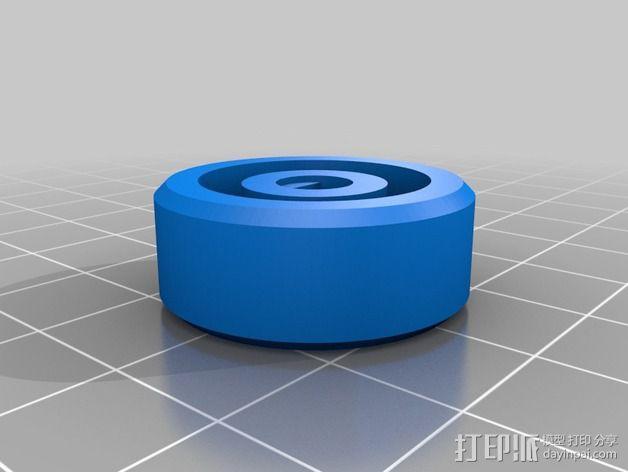 RepRap智能控制器保护框 3D模型  图6