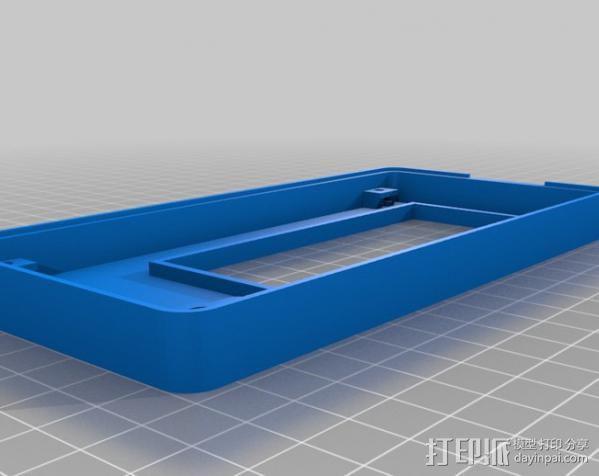 RepRap智能控制器保护框 3D模型  图10