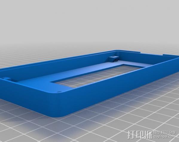 RepRap智能控制器保护框 3D模型  图9
