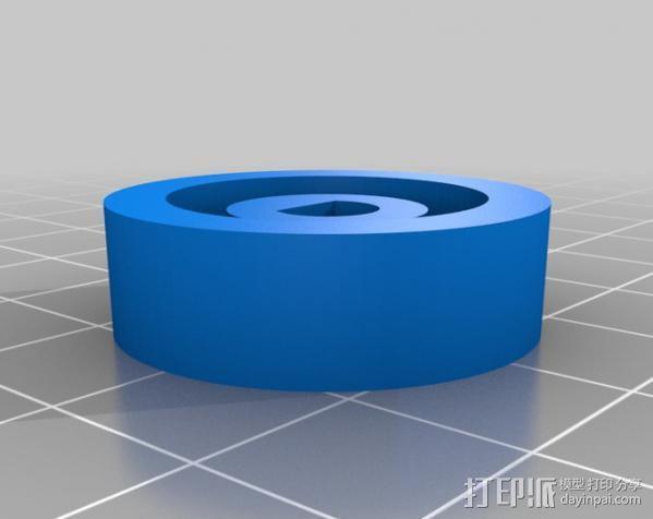 RepRap智能控制器保护框 3D模型  图15