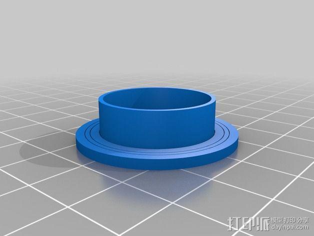ecksbot打印机  3D模型  图2