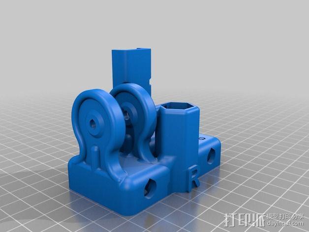 ecksbot打印机  3D模型  图4