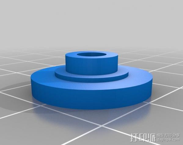 ecksbot打印机  3D模型  图6