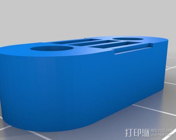 ecksbot打印机  3D模型  图5