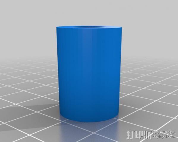 ecksbot打印机  3D模型  图12