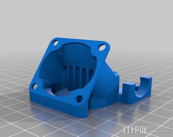 ecksbot打印机  3D模型  图11