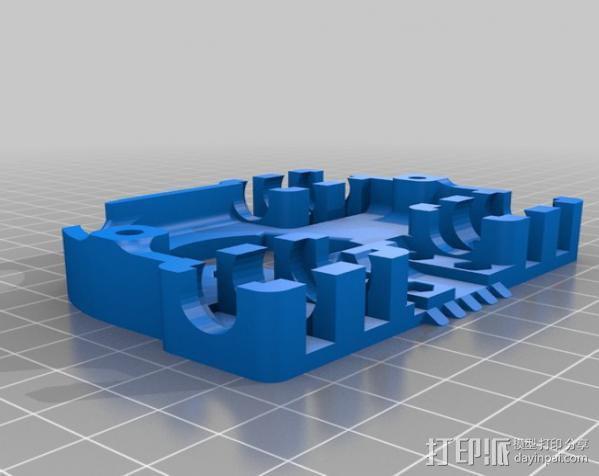 ecksbot打印机  3D模型  图14