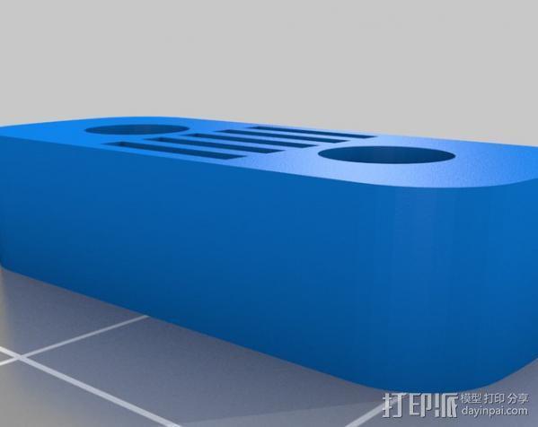 ecksbot打印机  3D模型  图16