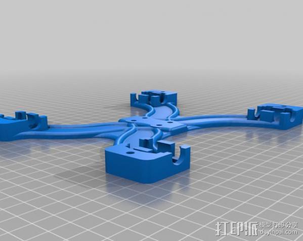 ecksbot打印机  3D模型  图17