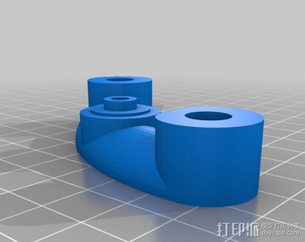 ecksbot打印机  3D模型  图19