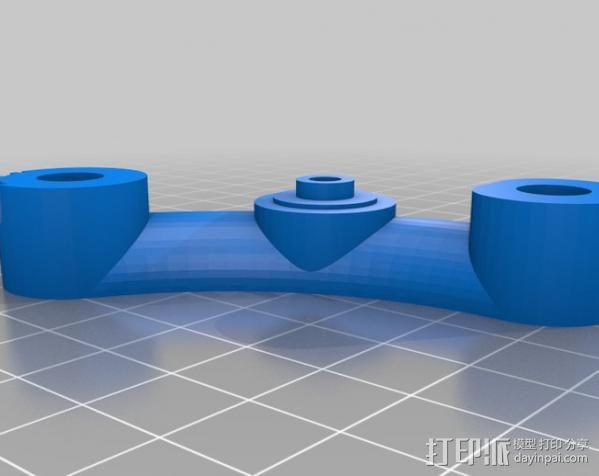 ecksbot打印机  3D模型  图18