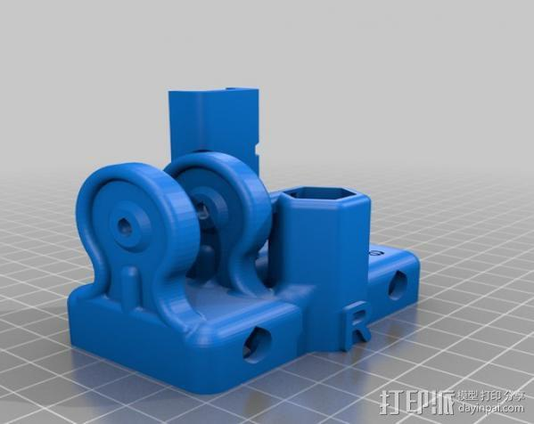 ecksbot打印机  3D模型  图23