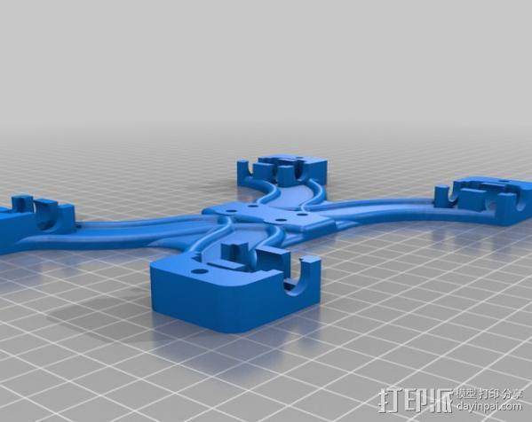 ecksbot打印机  3D模型  图25
