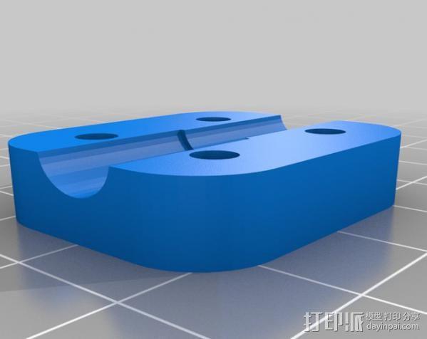 ecksbot打印机  3D模型  图28