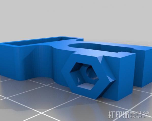 ecksbot打印机  3D模型  图32