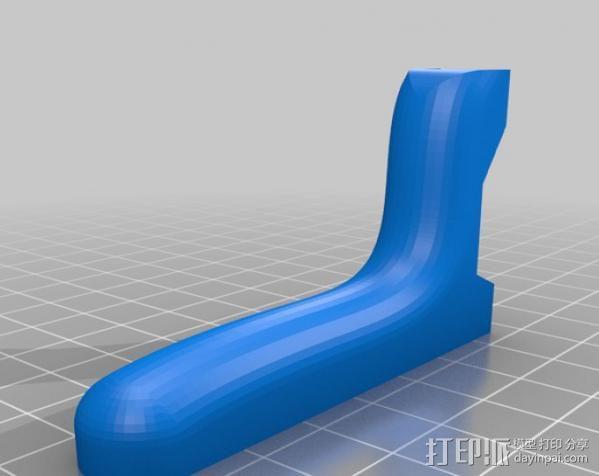 ecksbot打印机  3D模型  图33