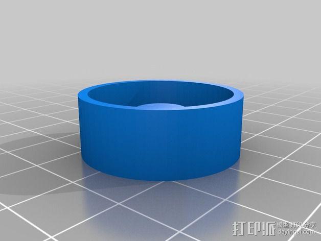 注料器 3D模型  图3