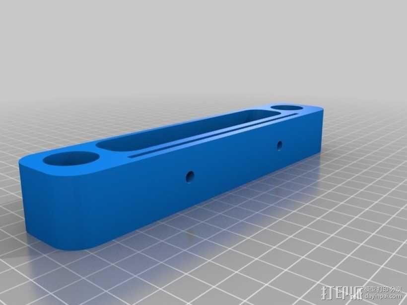 线轴架· 3D模型  图5