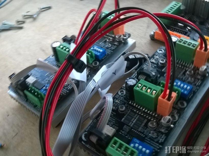 Ultibot自制打印机 3D模型  图2