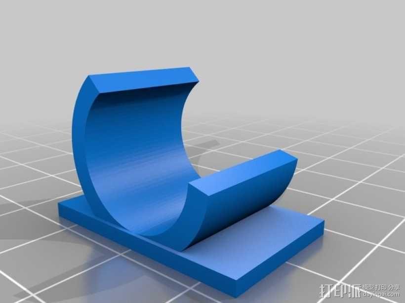 线材线轴架 3D模型  图6