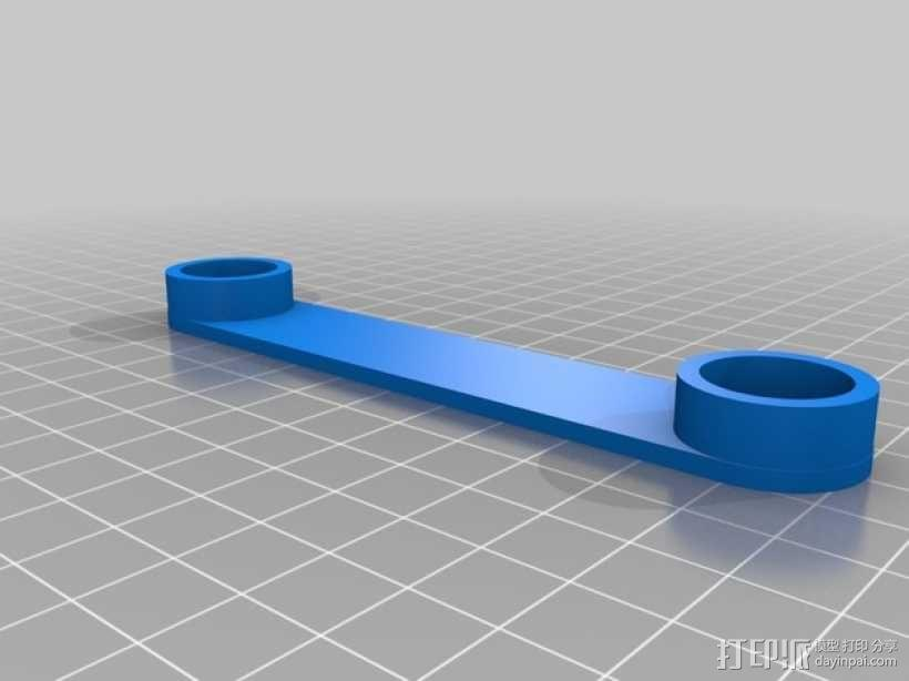 线材线轴架 3D模型  图7