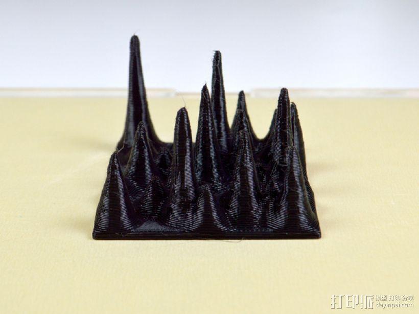 石笋模型 3D模型  图1