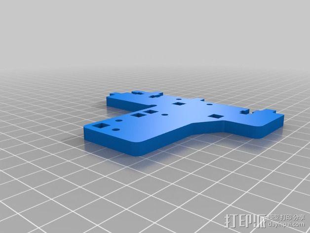 Printrbot打印机部件 3D模型  图8