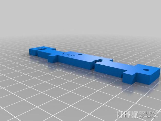 Printrbot打印机部件 3D模型  图12