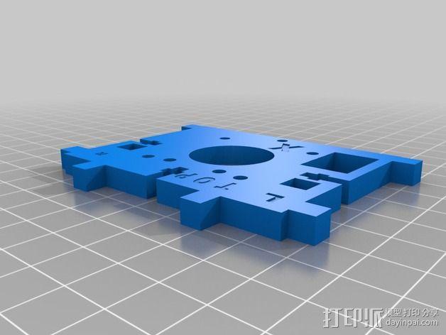 Printrbot打印机部件 3D模型  图21