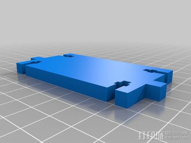 Printrbot打印机部件 3D模型  图25