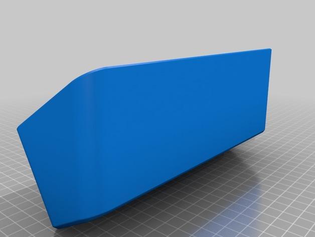 HTC One 音响底座 3D模型  图2