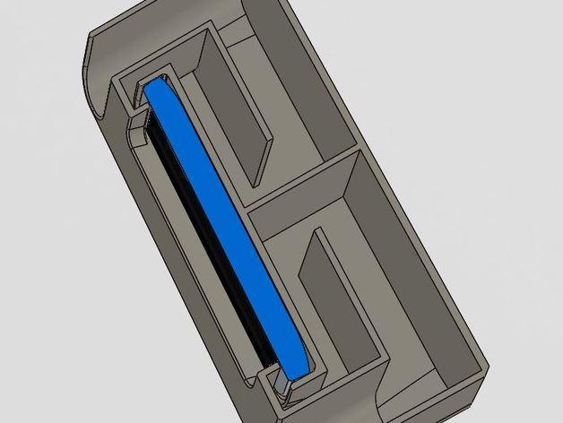 HTC One 音响底座 3D模型  图4
