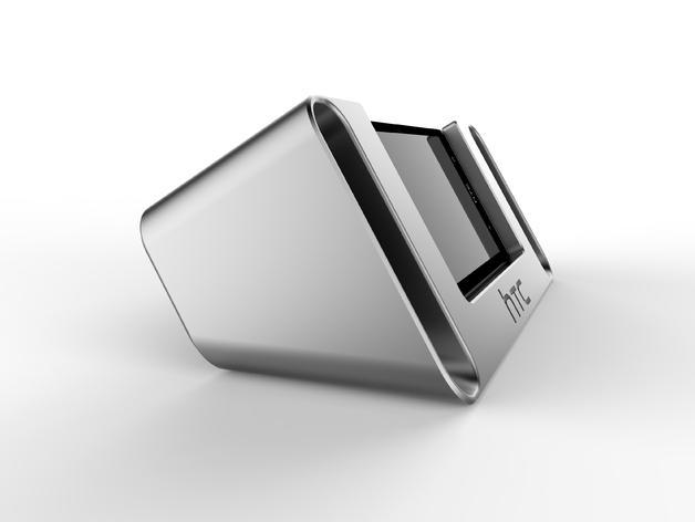 HTC One 音响底座 3D模型  图5