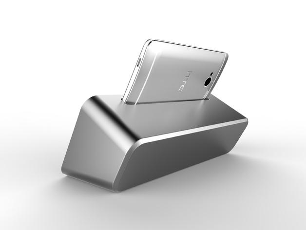 HTC One 音响底座 3D模型  图3