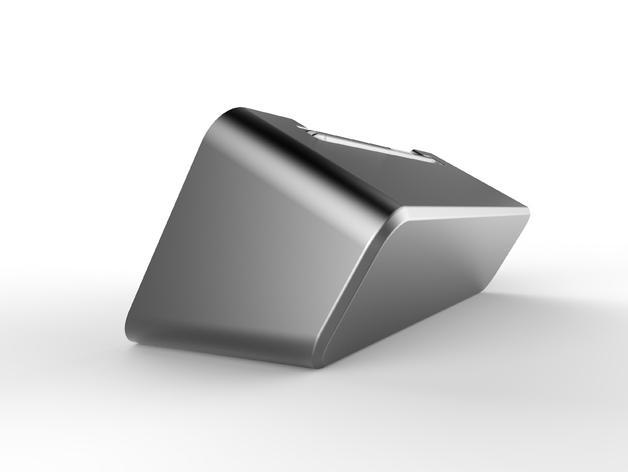 HTC One 音响底座 3D模型  图7