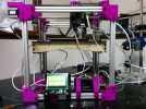 ScribbleJ CoreXY打印机 3D模型 图2