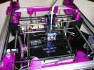 ScribbleJ CoreXY打印机 3D模型 图1