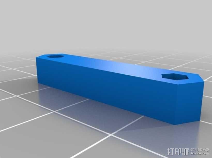 ScribbleJ CoreXY打印机 3D模型  图11