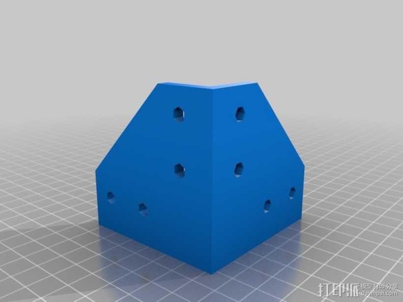 ScribbleJ CoreXY打印机 3D模型  图13