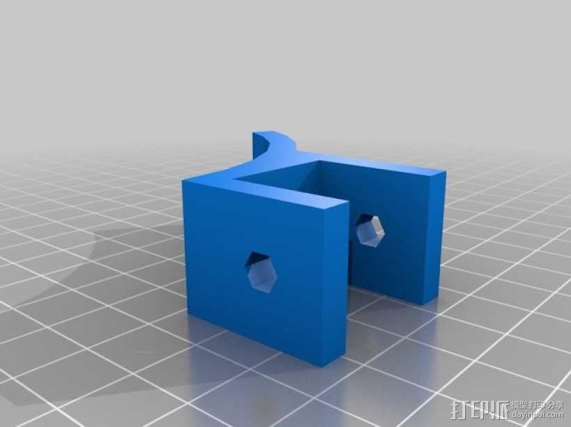 ScribbleJ CoreXY打印机 3D模型  图16