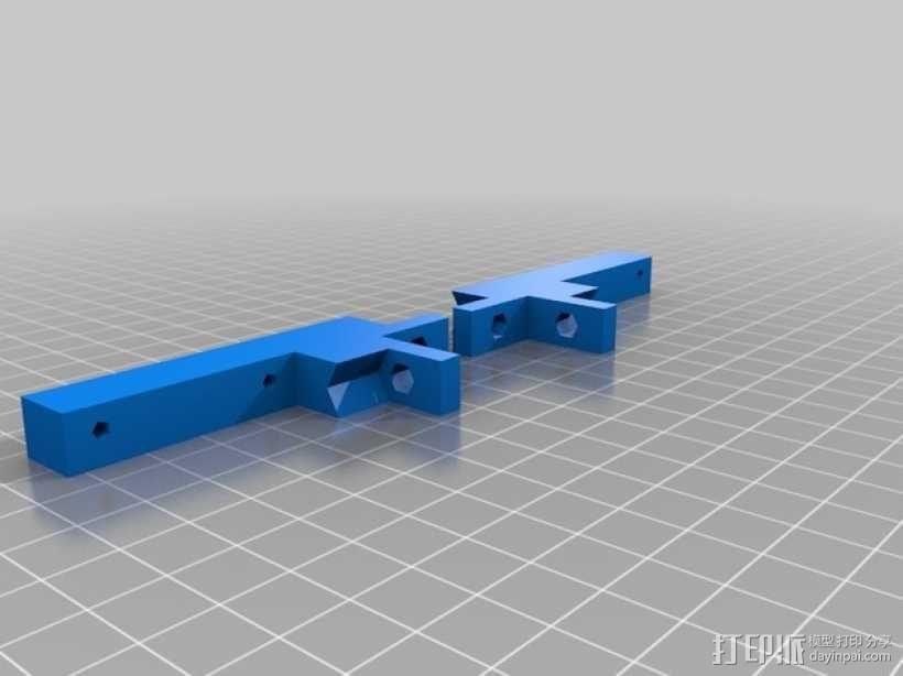 ScribbleJ CoreXY打印机 3D模型  图14