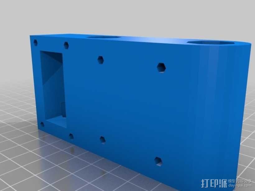 ScribbleJ CoreXY打印机 3D模型  图18